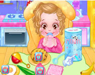 Baby princess care spiele online