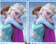 Elsa and anna spot 6 diff spiele online